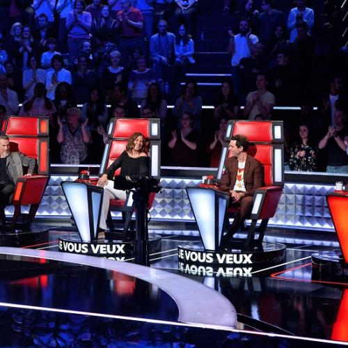 """The Voice 7"" : les coachs font le tri"