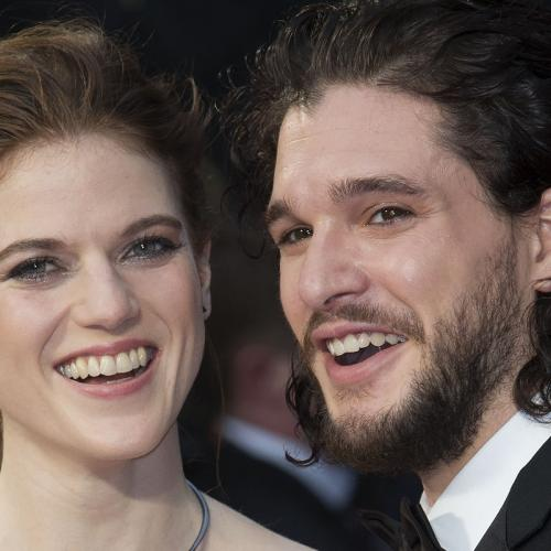 """Game of Thrones"" : Kit Harington a épousé Rose Leslie"