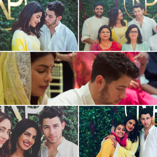Nick Jonas et Priyanka Chopra officiellement fiancés !