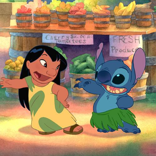 """Lilo et Stitch"" en chair et en os"