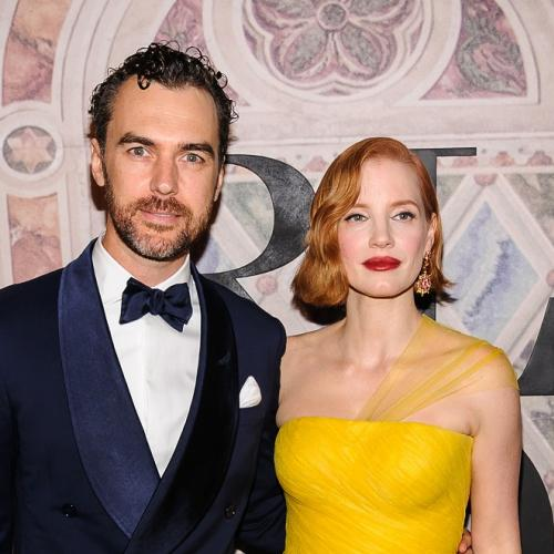 Jessica Chastain est maman !