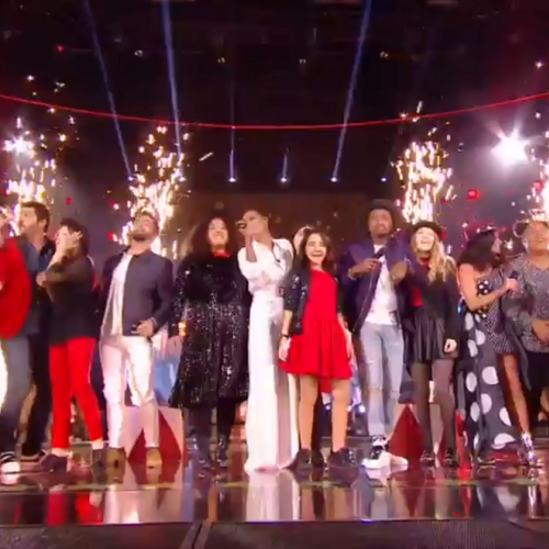 """The Voice Kids"" remporté par…"