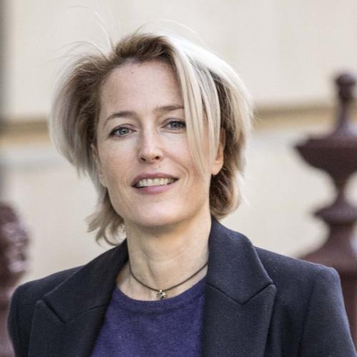 "Gillian Anderson rejoint ""The Crown"" !"