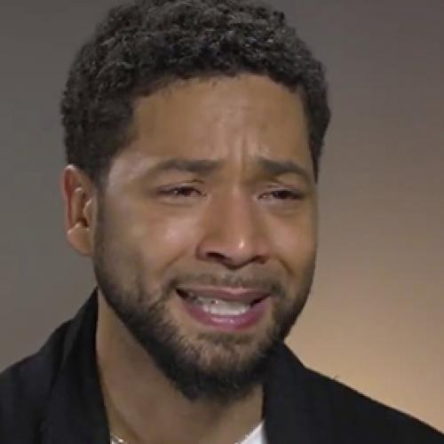 Jussie Smollett raconte son agression homophobe