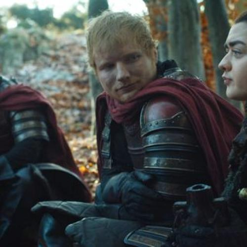"""Game of Thrones"": le clin d'œil à Ed Sheeran"