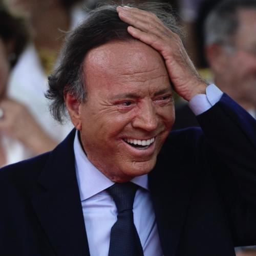Julio Iglesias fan d'Eden Hazard et Courtois