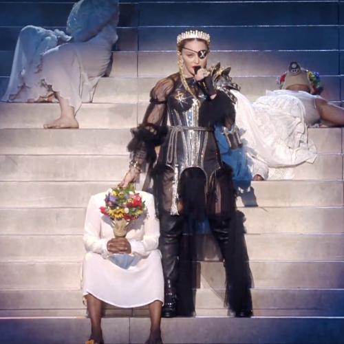 Eurovision 2019 : la performance de Madonna fait grincer des dents