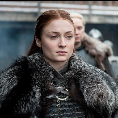 "Sophie Turner, en colère contre les fans de ""Game of Thrones"""