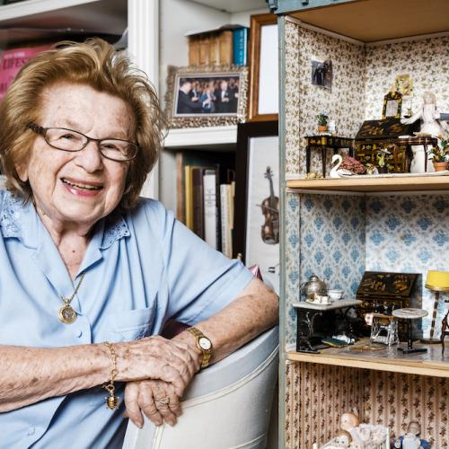 """Ask Dr. Ruth"": et si on parlait de sexe ?"