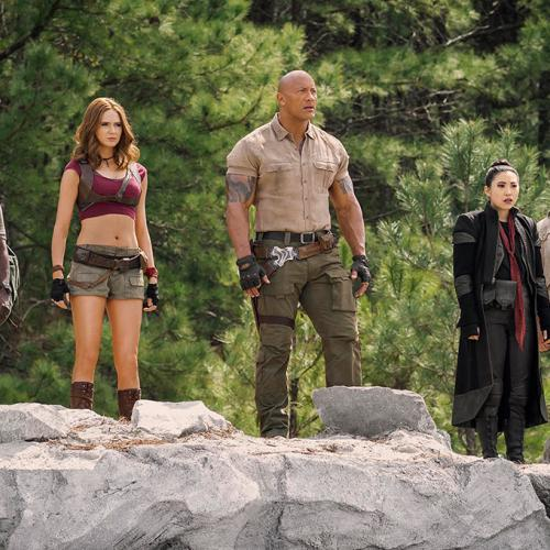 "Les surprises de ""Jumanji: Next Level"""