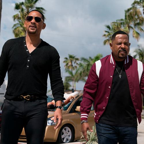 "Martin Lawrence et Will Smith dans ""Bad Boys 4"""