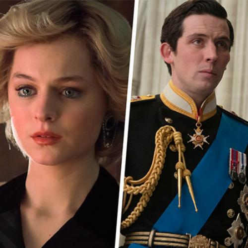 "Le vrai visage des stars de ""The Crown"""