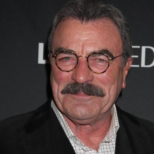 "Tom Selleck : "" Merci la vie ! """