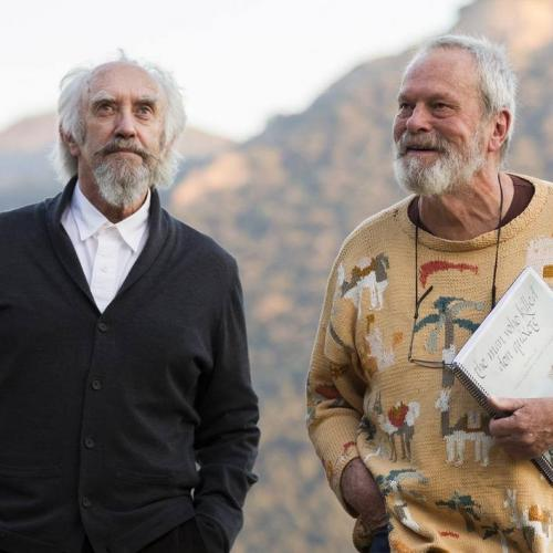 "Interview : Terry Gilliam sort enfin son ""Don Quichote"""