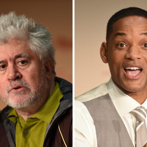 Cannes : Pedro Almodovar vs. Will Smith