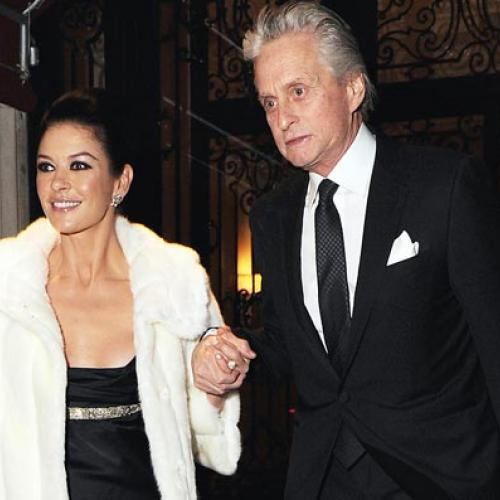 Catherine Zeta-Jones et Michael Douglas de nouveau ensemble ?