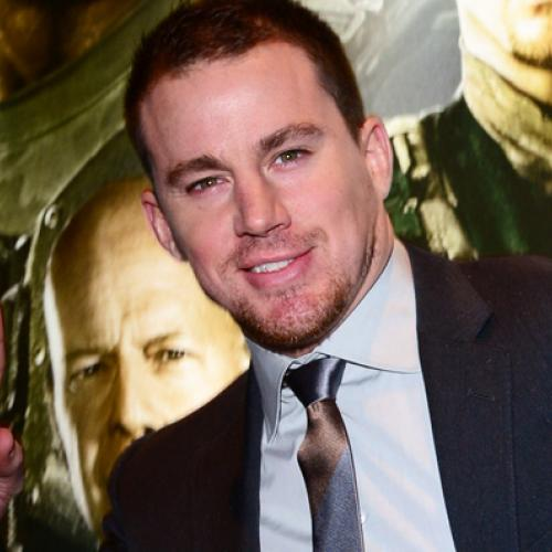 "Channing Tatum écrit la suite de ""Magic Mike"""