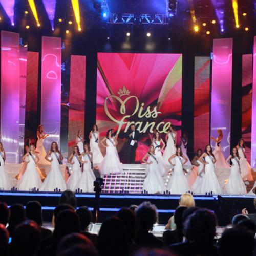 Miss France en tête des audiences belges