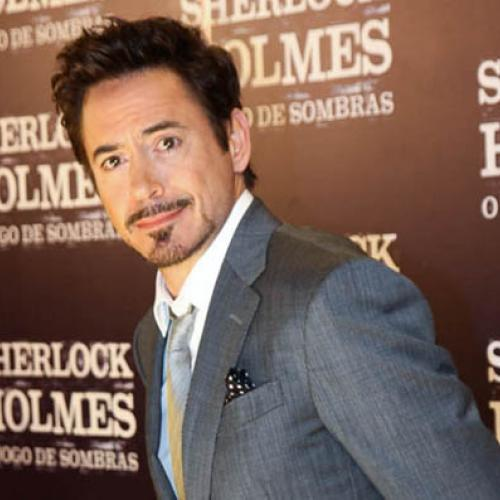 Robert Downey Jr. est papa