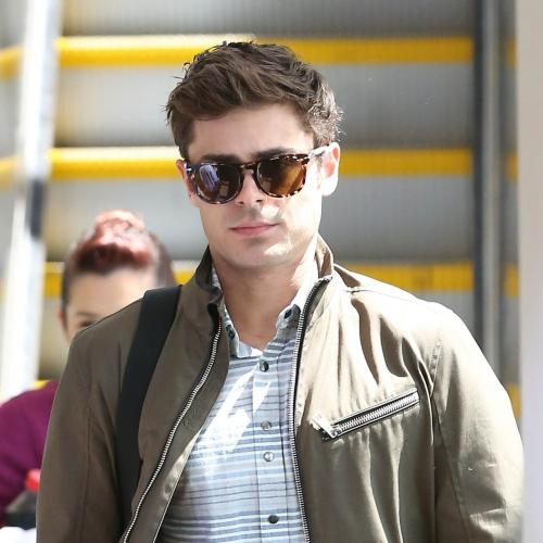 Zac Efron essaie de s'isoler à Los Angeles