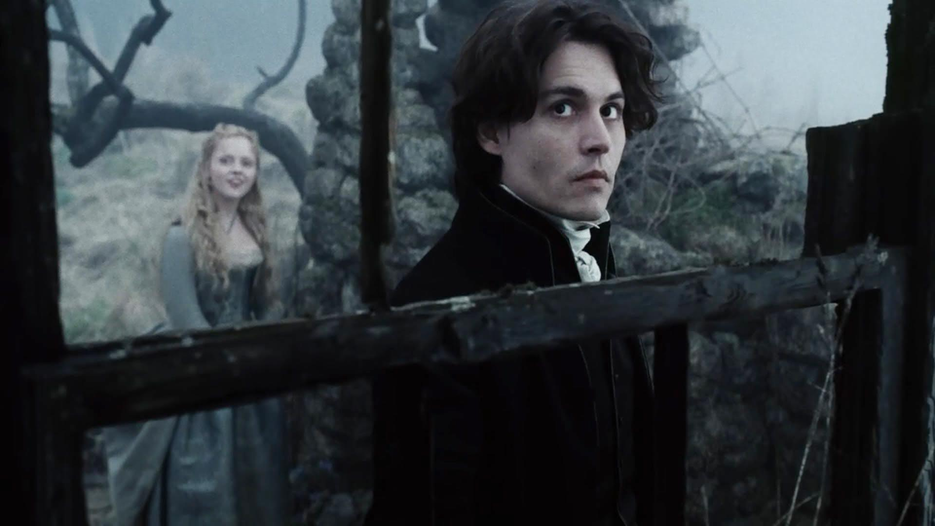 Johnny Depp, magistral. © Sleepy Hollow