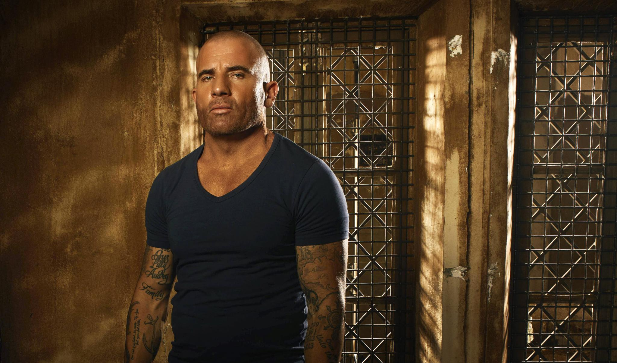 "Retrouvez Dominic Purcell alias Lincoln Burrows dans la 5e saison de ""Prison Break"", sur RTL-TVI. © 2017 FOX Broadcasting Co."