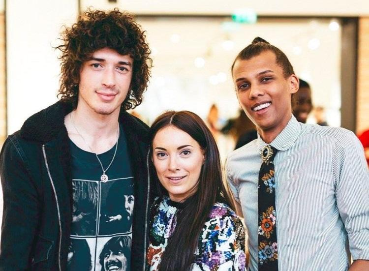 Stromae et Coralie Barbier attendent leur premier enfant si on en croit le touchant message de Julian Peretta... © Instagram / julianperretta