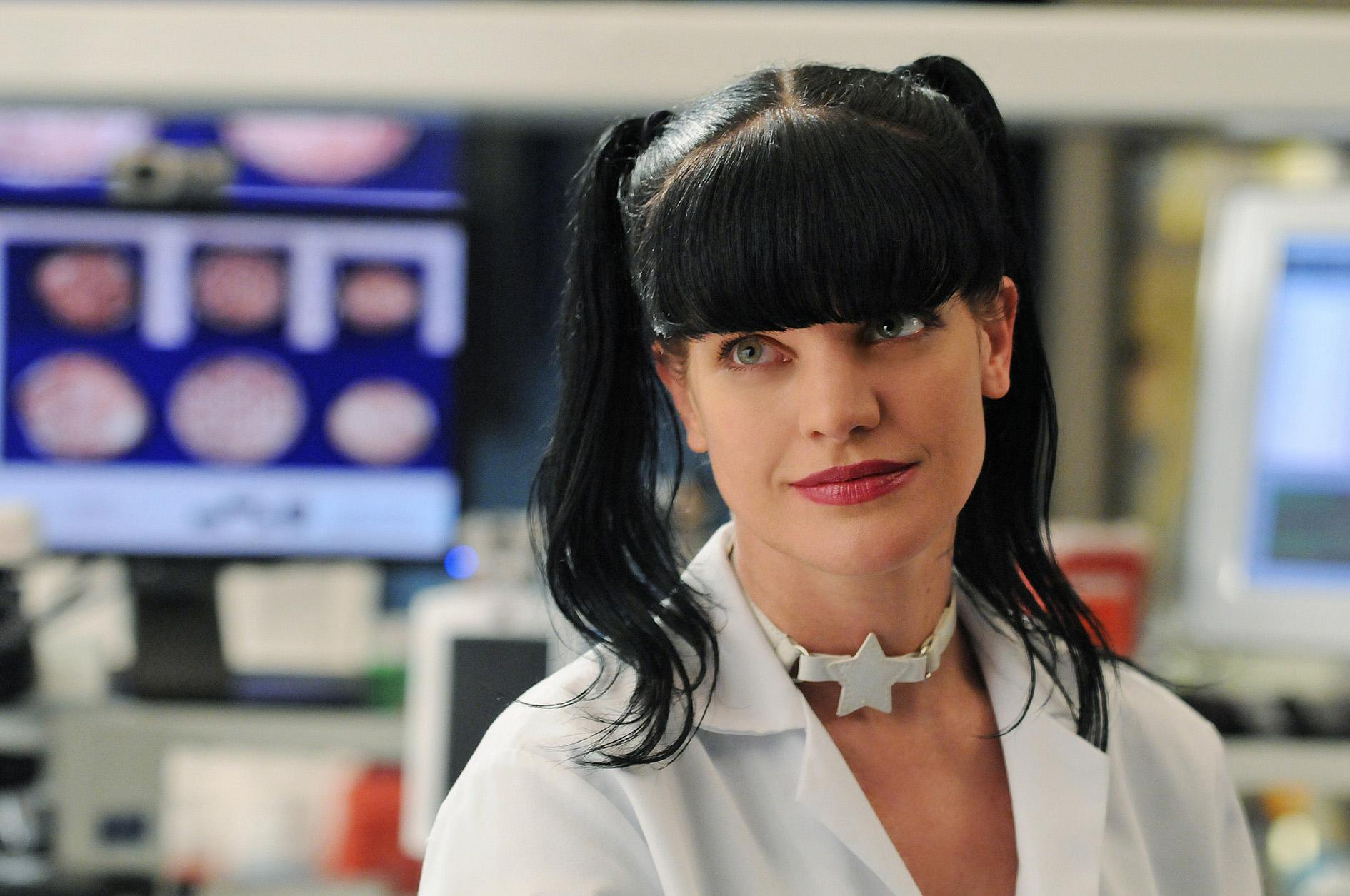 Speaking, would pauley perrette abby sciuto pity, that