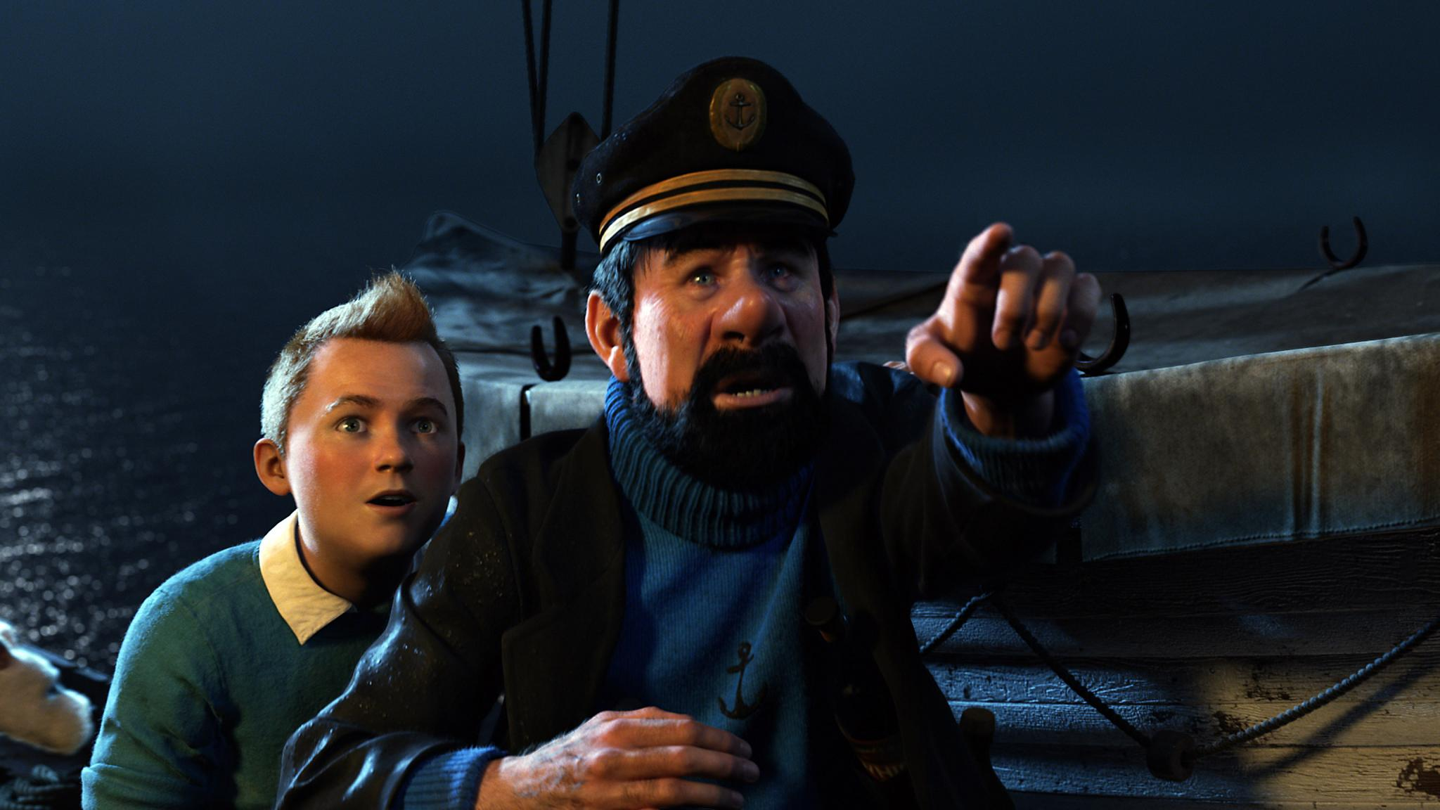 "Après ""Le secret de la Licorne"", Tintin ira-t-il en Syldavie ou en Amérique du Sud? Telle est la question. © Sony Pictures"