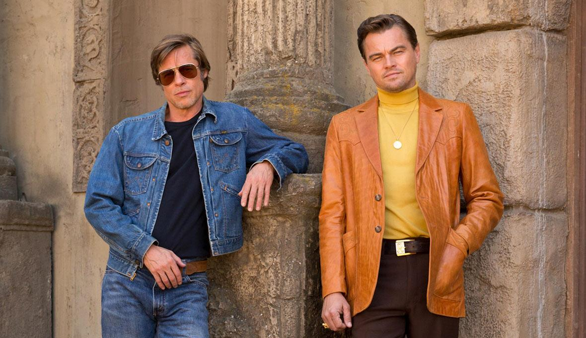 "Brad Pitt a décroché le Critics' Choice Awards du ""Meilleur acteur dans un second rôle"" pour ""Once upon a time... in Hollywood.""  / D.R."