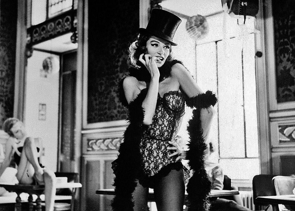 "Dans ""Lola"", de Jacques Demy. © Archives CTR"