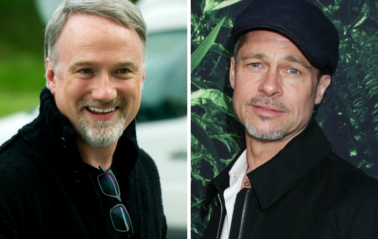 "David Fincher retrouve Brad Pitt pour ""World War Z 2"" © Reporters"