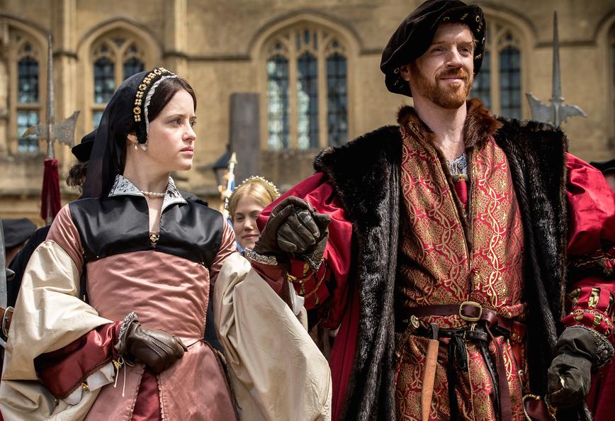 "3 raisons de revoir ""Wolf Hall"" DR"