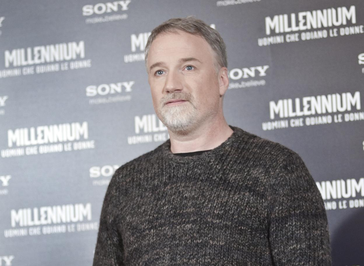 "David Fincher : en route pour ""World War Z 2"" © WENN.com"