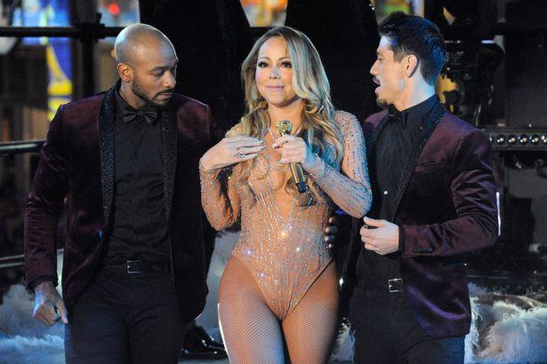 Mariah Carey : bad buzz à Times Square