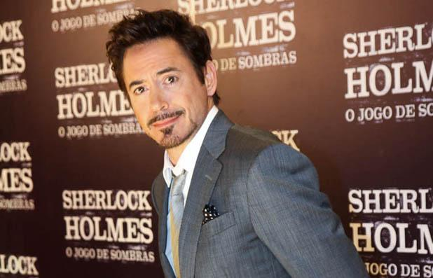 Robert Downey Jr. est papa  © Reporters